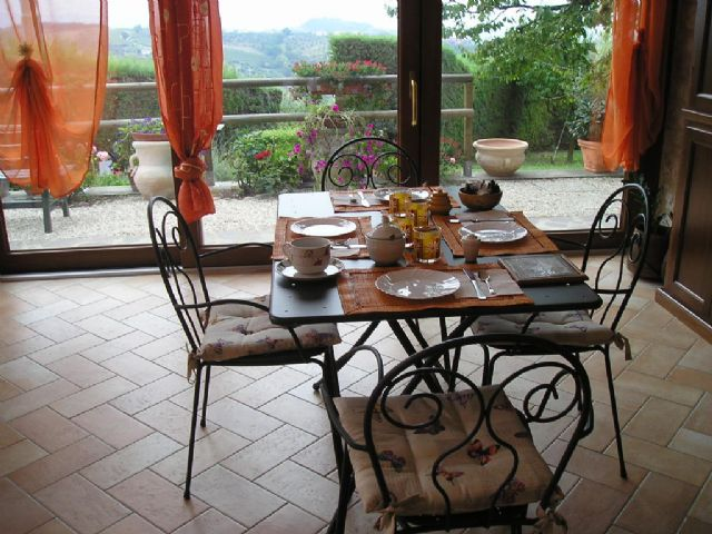 Bed and Breakfast Le Terrazze Perugia Collina, B&B Perugia Italy