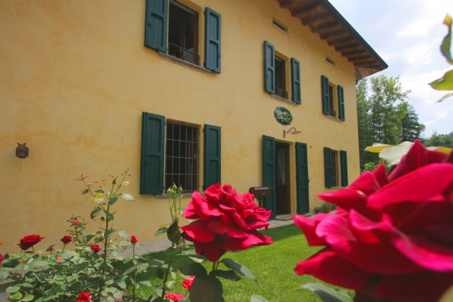 Latest foto di bed and breakfast la casa di campagna with for Piani rustici di casa di campagna francese