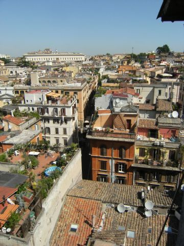 Apartment Terrazze Romane Rome, Apartment for rent Rome Colosseum