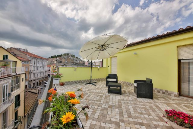 Bed and Breakfast La Terrazza Campobasso Centre, B&B Campobasso Italy